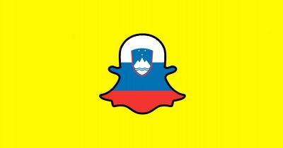 Slovenska podjetja na Snapchatu
