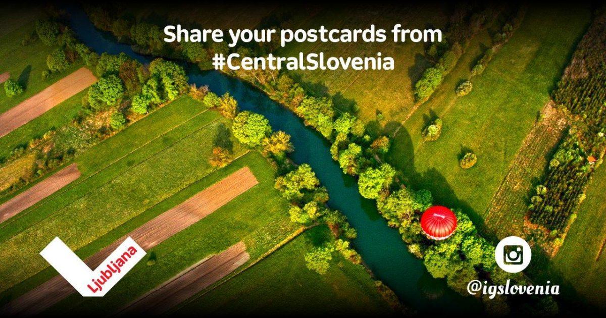 Napoved Osrednja Slovenija
