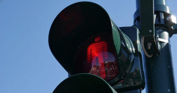 Rdeč semafor